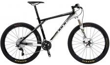 GT Zaskar LE Pro 2013 - GT MTB - fekete-fehér-zöld kerékpár