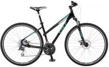 Akciós GT Transeo 4.0 Női 2014 kerékpár - GT Cross Trekking - fekete