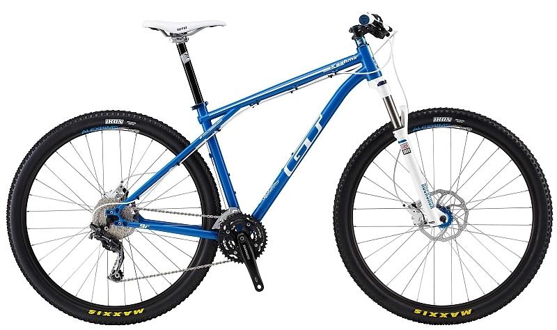 Akciós GT Kashmir 9R 3.0 MTB Hardtail 29 bicikli