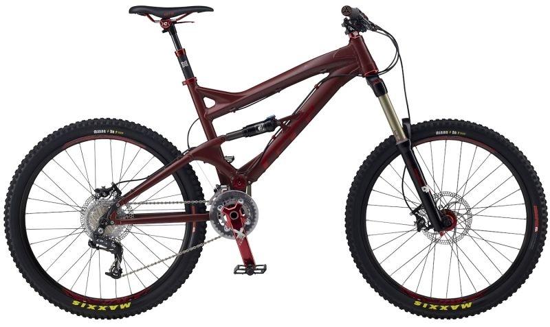 Akciós GT Sanction 2.0 Fullysuspension kerékpár